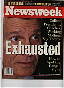Newsweek  Magazine- March 6, 1995 (Image1)