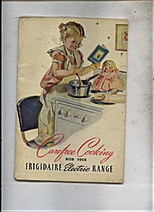 Carefree cooking with your Frigidaire Electric Range (Image1)