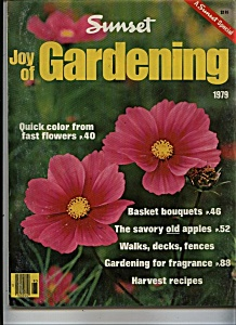 Sunset Joy of Gardening - 1979 (Image1)