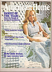 American Home - August 1975