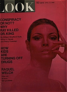 Look Magazine- April 15, 1969
