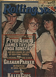 Rolling Stone Magazine - December 29, 1977
