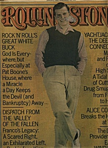 Rolling Stone Magazine- January 29th, 1976 (Image1)