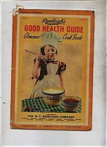 Rawleigh's Good Health Guide cook book - 1943 (Image1)