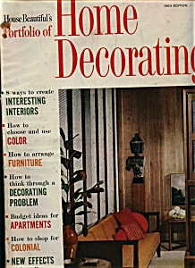 House Beautiful's Home Decorating - 1963 edition (Image1)