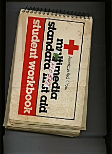 American Red Cross Standard first maid student workbook (Image1)