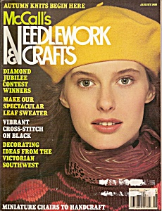 McCall's Needlework & crafts August 1989 (Image1)
