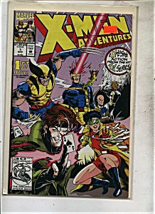 X-Men Adventures Comic -  Nov.  # 1 (Image1)