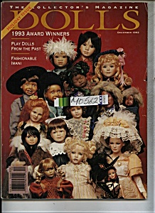 DOLLS,  The Collector's Magazine- December 1993 (Image1)