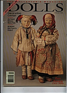 DOLLS, The Collector's Magazine -  January 1994 (Image1)