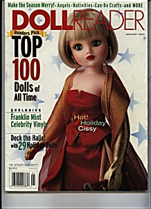 Doll Reader Magazine - January 2000