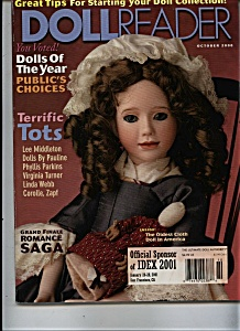 Doll Reader magazine - October 2000 (Image1)