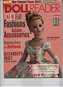 Doll Reader Magazine = September 2002