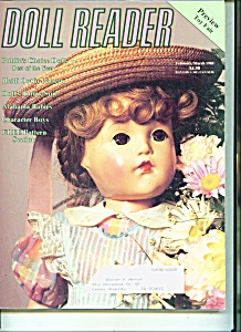 Doll Reader Magazine - February/march 1988