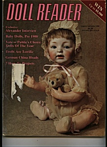 Doll Reader Magazine - August/September 1988 (Image1)