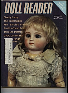 Doll Reader Magazine - November 1988 (Image1)
