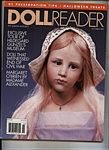 Doll Reader Magazine- October 1995 (Image1)