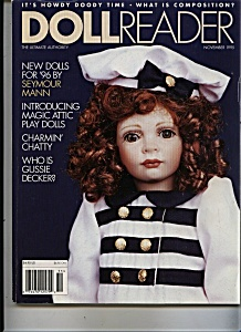 Doll Reader Magazine - November 1995