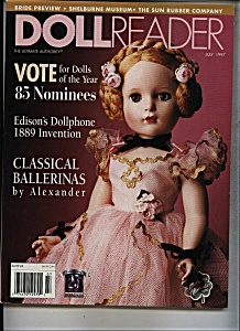 Doll Reader Magazine - July 1997 (Image1)