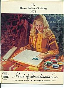 The Home Artisans' Catalog - 1973 (Image1)