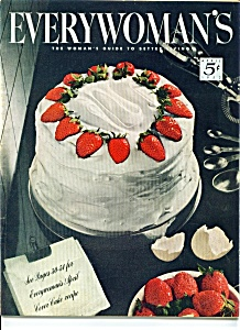 Everywoman's Magazine -April 1952 (Image1)