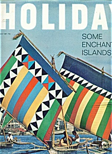 Holiday Magazine - July 1967 (Image1)
