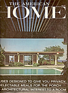 The American Home - May 1963 (Image1)