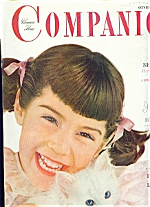 Woman's Home Companion -october 1952
