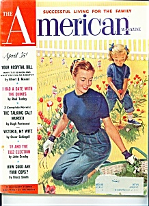 The American Magazine -April 1952 (Image1)