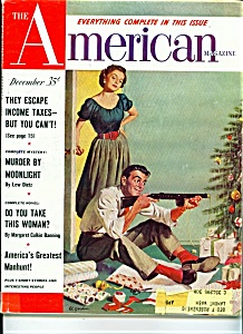 The American Magazine -december 1952