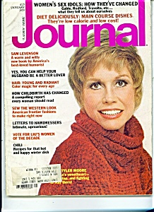 Ladies Home Journal Magazine =january 1979