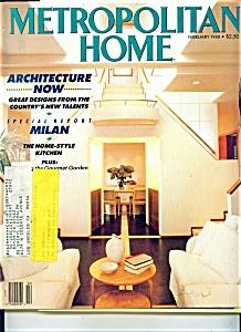 Metropolitan Home - February 1988 (Image1)
