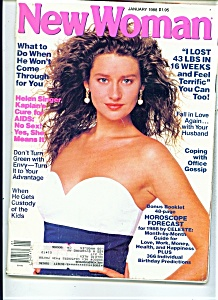 New Woman magazine -January 1988 (Image1)
