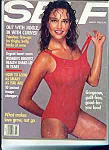 Self Magazine - March 1988 (Image1)