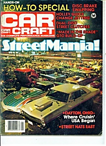 Car Craft Magazine - January 1984