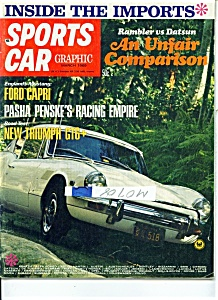 Sports Car Graphic - March 1969 (Image1)