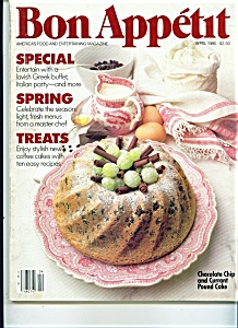 BON APPETI TE Magazine -April 1986 (Image1)