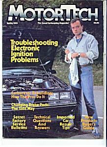 Motor Tech Magazine - Spring 1982 (Image1)