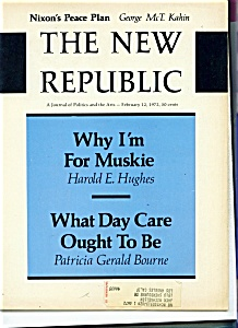 The New Republic - February 12, 1972