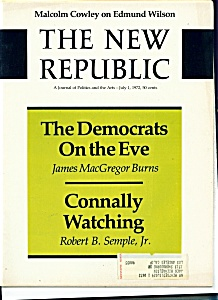 The New Republic magazine - July 1, 1972 (Image1)