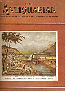 Thge Antiquarian Magazine- March 1929