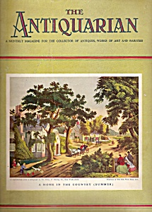 The Antiquarian Magazine- May 1929