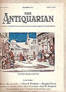 The Antiquarian magazine -  December 1927 (Image1)