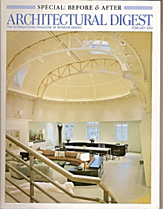 Architectural digest -  Feb ruary 2003 (Image1)