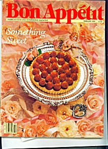 Bon Appetit - February 1989 (Image1)