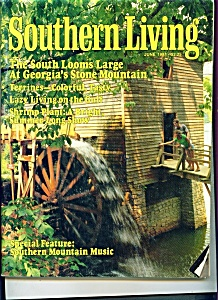 Southern Living Magazine - June 1984 (Image1)