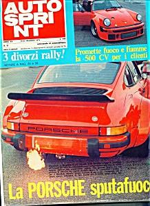 Auto Sprint Magazine (Italian) 16-23 dicembre 1975 (Image1)
