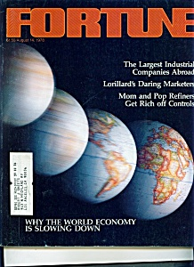 Fortune 500 magazine - August 14, 1978 (Image1)
