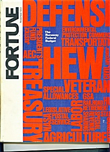 Fortune Magazine  -November 1972 (Image1)