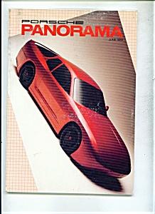 PORSCHE PANORAMA  - June 1989 (Image1)